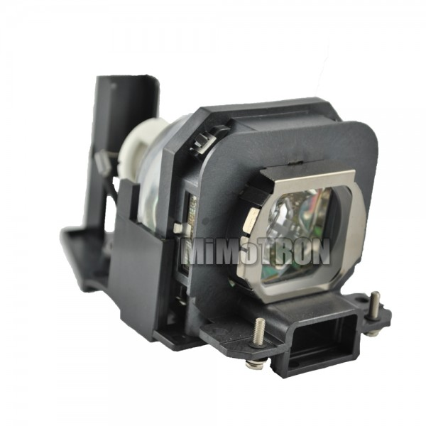 Generic replacement for Panasonic PT-AX200U projector lamp bulb with housing